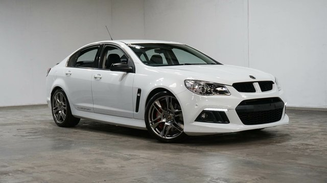 Used Holden Special Vehicles ClubSport Gen-F MY15 R8 Welshpool, 2015 Holden Special Vehicles ClubSport Gen-F MY15 R8 White 6 Speed Sports Automatic Sedan