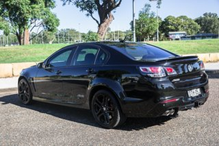 2017 Holden Commodore VF II MY17 SS V Redline Grey 6 Speed Sports Automatic Sedan
