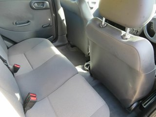 2004 Holden Barina White 4 Speed Auto Active Select Hatchback