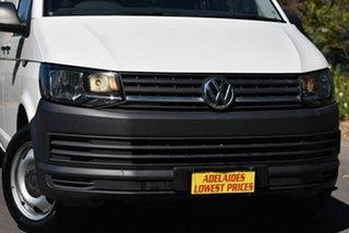 2016 Volkswagen Transporter T6 MY16 TDI400 LWB White 6 Speed Manual Van
