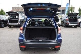 2016 Honda HR-V MY16 VTi-L Blue 1 Speed Constant Variable Hatchback