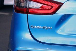 2017 Nissan Qashqai J11 ST Blue 1 Speed Constant Variable Wagon.