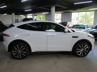 2018 Jaguar E-PACE X540 19MY D240 AWD R-Dynamic S White 9 Speed Sports Automatic Wagon