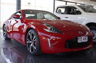 2021 Nissan 370Z Z34 MY18 (5Yr) A54 7 Speed Automatic Coupe.