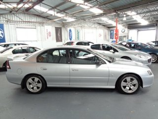 2003 Holden Commodore VY II SV8 Silver 4 Speed Automatic Sedan