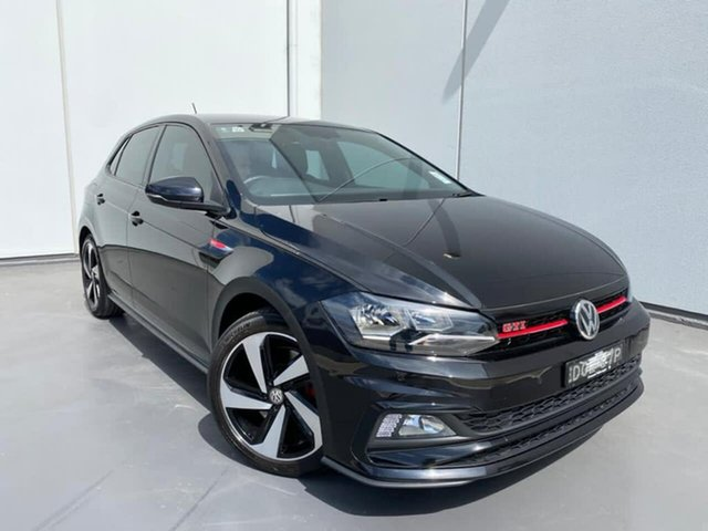 Demo Volkswagen Polo AW MY20 GTi Liverpool, 2020 Volkswagen Polo AW MY20 GTi 2t2t 6 Speed Direct Shift Hatchback