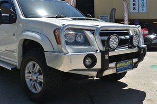 2011 Holden Colorado RC MY11 LT-R (4x4) White 5 Speed Manual Crew Cab Pickup