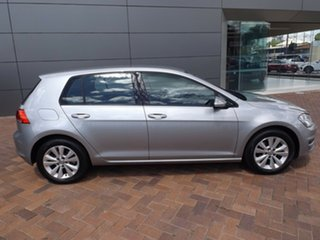 2013 Volkswagen Golf VII 90TSI DSG Comfortline Tungsten Silver 7 Speed Sports Automatic Dual Clutch