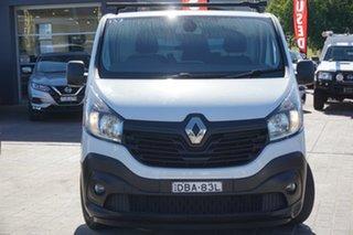 2015 Renault Trafic X82 66KW Low Roof SWB White 6 Speed Manual Van.