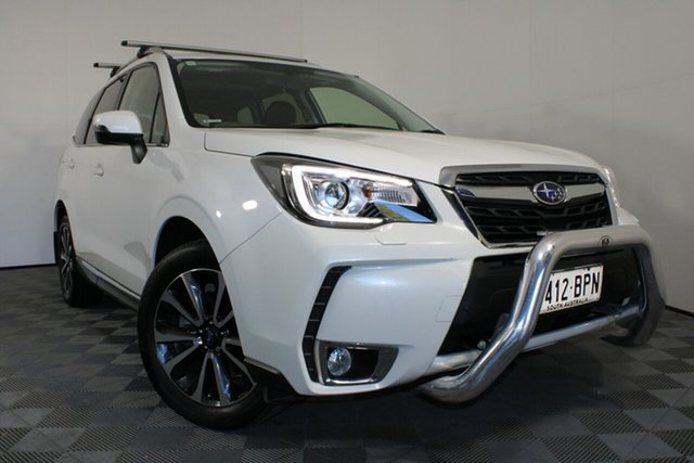 Used Subaru Forester S4 MY17 XT CVT AWD Wayville, 2017 Subaru Forester S4 MY17 XT CVT AWD White 8 Speed Constant Variable Wagon