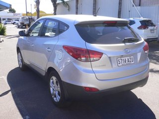 2012 Hyundai ix35 LM MY12 Active Silver 6 Speed Sports Automatic Wagon.