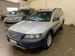 2003 Volvo XC70 (No Series) (No Badge) Gold Sports Automatic SUV.