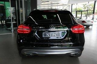 2016 Mercedes-Benz GLA-Class X156 807MY GLA220 d DCT Black 7 Speed Sports Automatic Dual Clutch