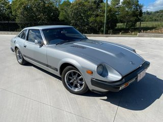 1979 Datsun 280ZX Silver 3 Speed Automatic Coupe.