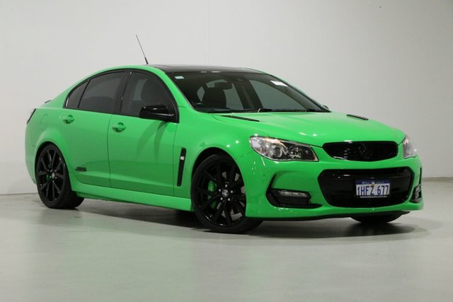 Used Holden Commodore VF II MY17 SS-V Redline Bentley, 2017 Holden Commodore VF II MY17 SS-V Redline Some Like It Hot 6 Speed Automatic Sedan