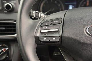 2020 Hyundai Kona OS.3 MY20 Active 2WD Orange 6 Speed Sports Automatic Wagon