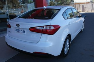 2014 Kia Cerato YD MY15 S Premium White 6 Speed Sports Automatic Sedan