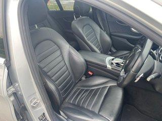 2018 Mercedes-Benz C-Class W205 C300 Silver Sports Automatic Sedan