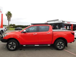 2016 Mazda BT-50 UR0YF1 XTR Red 6 Speed Sports Automatic Utility