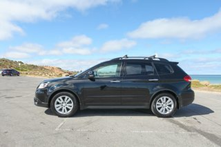 2008 Subaru Tribeca B9 MY08 R AWD Premium Pack Black 5 Speed Sports Automatic Wagon