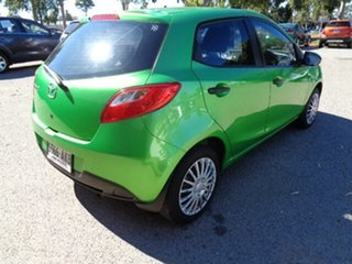 2010 Mazda 2 DE10Y1 Neo Green 4 Speed Automatic Hatchback