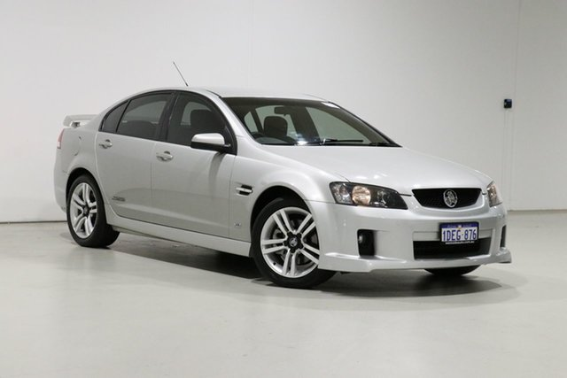 Used Holden Commodore VE MY09 SS Bentley, 2008 Holden Commodore VE MY09 SS Silver 6 Speed Manual Sedan