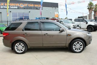 2012 Ford Territory SZ TS (RWD) Gold 6 Speed Automatic Wagon
