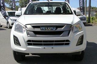 2018 Isuzu D-MAX MY17 SX Crew Cab 4x2 High Ride Splash White 6 Speed Sports Automatic Utility