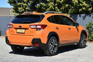 2018 Subaru XV G5X MY19 2.0i-S Lineartronic AWD Orange 7 Speed Constant Variable Wagon
