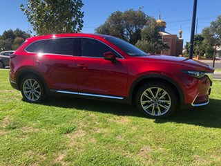 2017 Mazda CX-9 TC GT SKYACTIV-Drive Red/Black 6 Speed Sports Automatic Wagon.