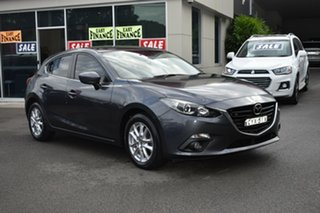 2015 Mazda 3 BM5478 Touring SKYACTIV-Drive Grey 6 Speed Sports Automatic Hatchback