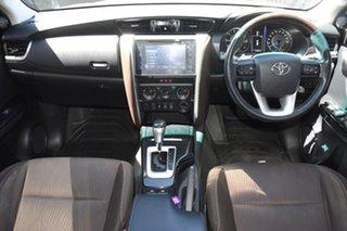 2017 Toyota Fortuner GUN156R GXL Graphite 6 Speed Automatic Wagon
