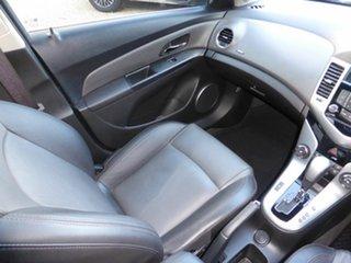 2009 Holden Cruze JG CDX Silver 6 Speed Automatic Sedan.