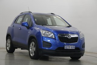 2015 Holden Trax TJ MY15 Active Blue 6 Speed Automatic Wagon
