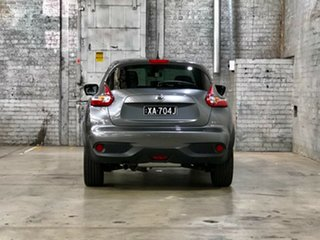 2018 Nissan Juke F15 Series 2 Ti-S X-tronic AWD Grey 1 Speed Constant Variable Hatchback