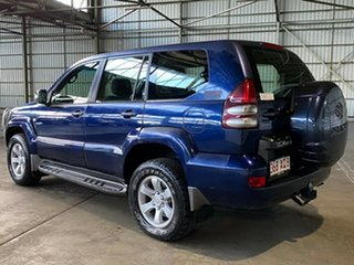 2006 Toyota Landcruiser Prado KDJ120R GXL 5 Speed Automatic Wagon