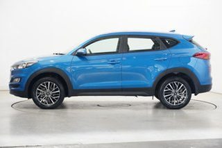 2020 Hyundai Tucson TL4 MY20 Active X 2WD Aqua Blue 6 Speed Automatic Wagon