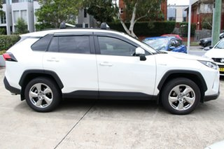 2020 Toyota RAV4 Axah52R GXL 2WD Crystal Pearl 6 Speed Constant Variable Wagon