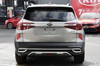 2021 Kia Seltos SP2 MY21 GT-Line DCT AWD Grey 7 Speed Sports Automatic Dual Clutch Wagon.