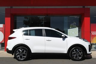 2019 Kia Sportage QL MY19 Si 2WD Premium White 6 Speed Sports Automatic Wagon.
