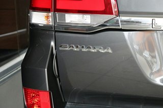 2016 Toyota Landcruiser VDJ200R Sahara Graphite 6 Speed Sports Automatic Wagon.