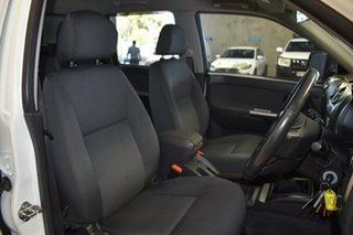 2011 Holden Colorado RC MY11 LT-R (4x4) White 5 Speed Manual Crew Cab Pickup