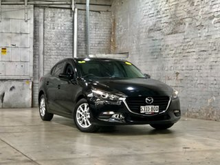 2016 Mazda 3 BM5278 Neo SKYACTIV-Drive Black 6 Speed Sports Automatic Sedan.