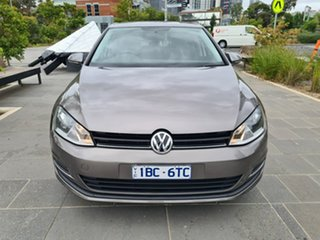 2014 Volkswagen Golf 7 90TSI Grey Manual Hatchback.