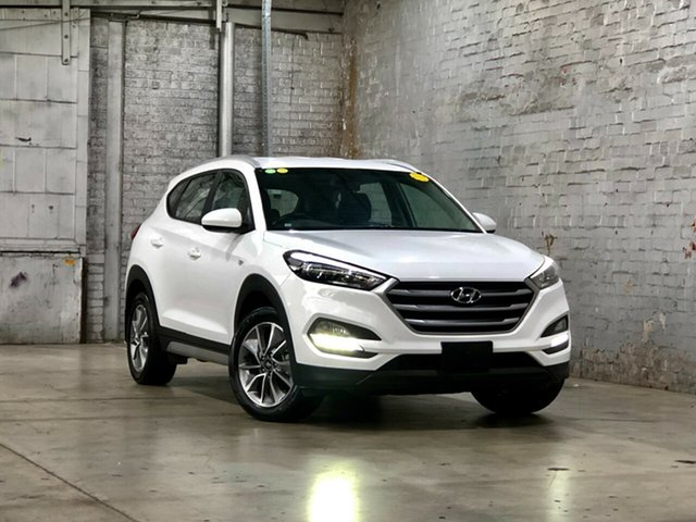 Used Hyundai Tucson TL3 MY19 Active X 2WD Mile End South, 2018 Hyundai Tucson TL3 MY19 Active X 2WD White 6 Speed Automatic Wagon