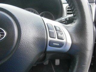 2011 Subaru Impreza G3 MY11 XV AWD Black 5 Speed Manual Hatchback