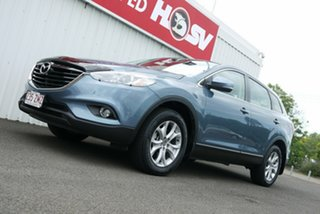 2014 Mazda CX-9 TB10A5 Classic Activematic 6 Speed Sports Automatic Wagon.