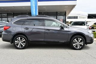 2019 Subaru Outback B6A MY19 2.5i CVT AWD Magnetite Grey 7 Speed Constant Variable Wagon