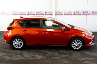 2017 Toyota Corolla ZRE182R MY17 Ascent Sport Inferno 7 Speed CVT Auto Sequential Hatchback