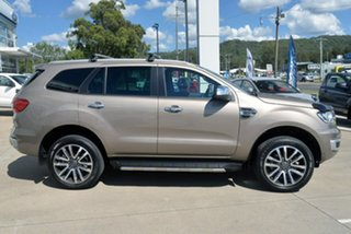 2019 Ford Everest UA II 2019.00MY Titanium Silver 10 Speed Sports Automatic SUV.